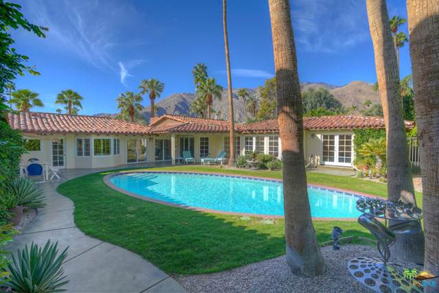354 W Stevens Road, Palm Springs, CA 92262 (#19419968PS) :: J1 Realty Group
