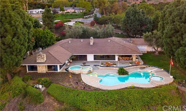 8 Quail Ridge Road N, Rolling Hills, CA 90274 (#SB19009992) :: Sperry Residential Group