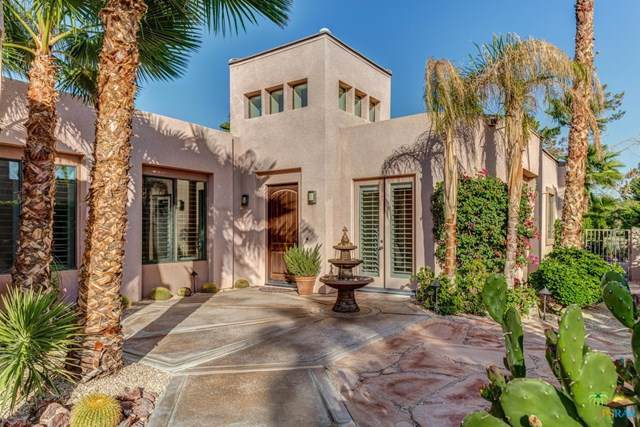 4 Via Haciendas, Rancho Mirage, CA 92270 (#19432914PS) :: J1 Realty Group