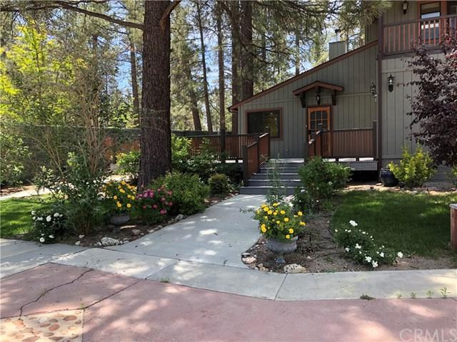 59301 Courtesy Drive, Mountain Center, CA 92561 (#SW19043530) :: Allison James Estates and Homes