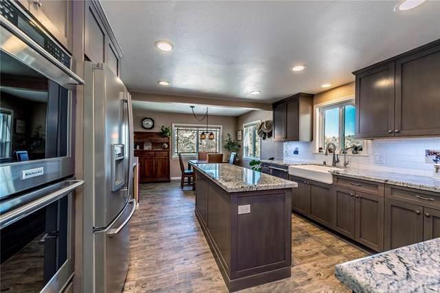 19350 Pine Canyon Road, Lake Hughes, CA 93532 (#SR19058483) :: Team Tami