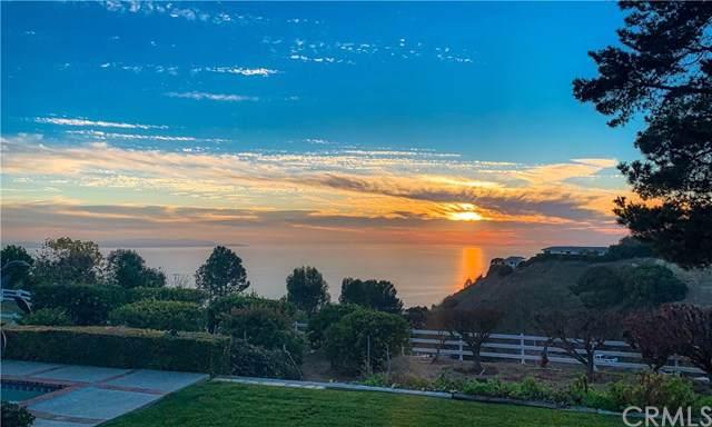 5 E Crest Road E, Rolling Hills, CA 90274 (#PV19059710) :: Go Gabby