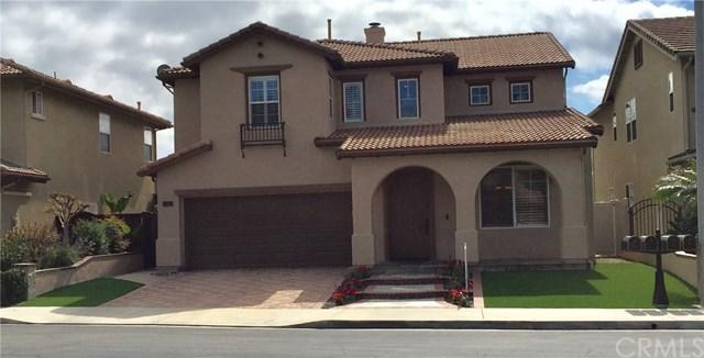 4 Santa Sophia, Rancho Santa Margarita, CA 92688 (#OC19062609) :: Fred Sed Group