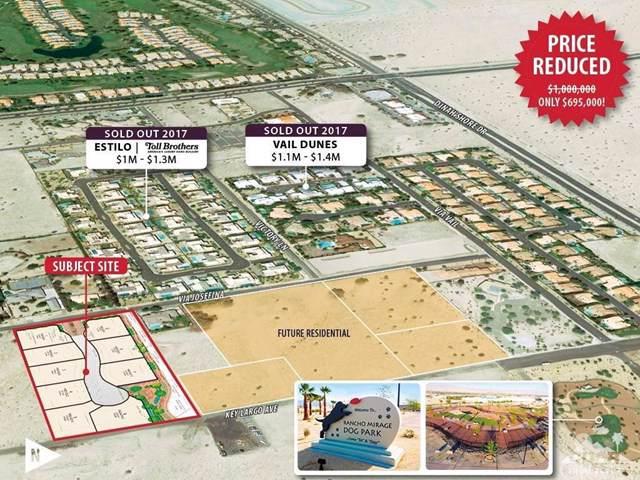 Via Josefina, Rancho Mirage, CA 92270 (#219010049DA) :: J1 Realty Group