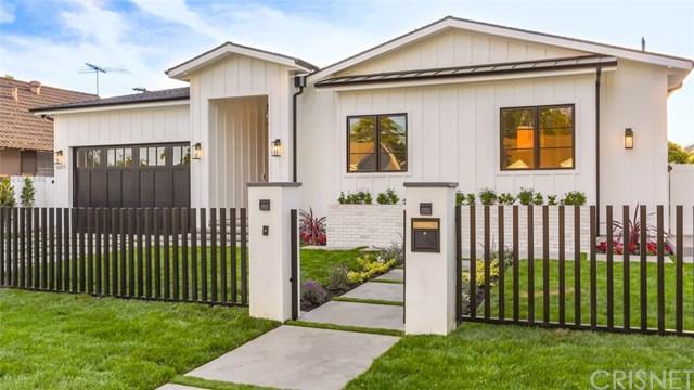 5011 Stern Avenue, Sherman Oaks, CA 91423 (#SR19080725) :: Keller Williams Realty, LA Harbor