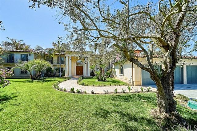 1703 Paseo La Cresta, Palos Verdes Estates, CA 90274 (#PV19098211) :: RE/MAX Masters