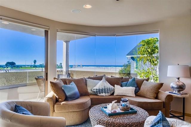 2663 Ocean Front Walk #2, Pacific Beach, CA 92109 (#190023252) :: McLain Properties