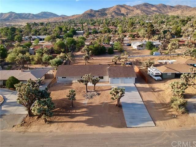 56795 Bonanza Dr., Yucca Valley, CA 92284 (#JT19104538) :: RE/MAX Empire Properties