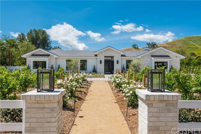 23704 Long Valley Road, Hidden Hills, CA 91302 (#SR19104113) :: Keller Williams Temecula / Riverside / Norco