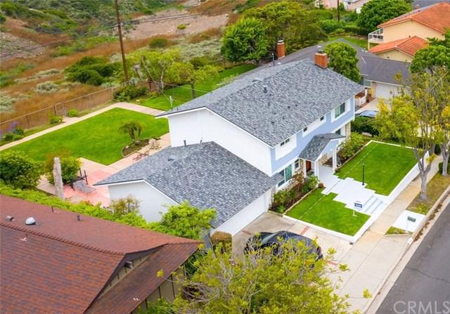 6946 Abbottswood Drive, Rancho Palos Verdes, CA 90275 (#PV19122519) :: Fred Sed Group