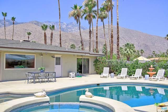 1960 S Ana Maria Way, Palm Springs, CA 92264 (#19475468PS) :: J1 Realty Group