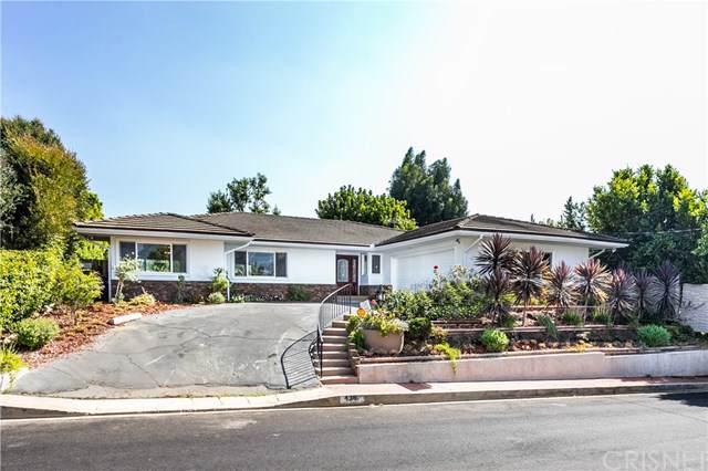 438 N Robinwood Drive, Los Angeles (City), CA 90049 (#SR19170245) :: Sperry Residential Group