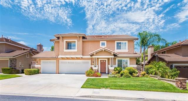 16636 Quail Country Avenue, Chino Hills, CA 91709 (#OC19172779) :: Legacy 15 Real Estate Brokers