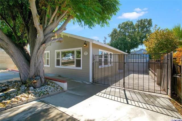 10537 Mcclemont Avenue, Tujunga, CA 91042 (#319003236) :: Allison James Estates and Homes
