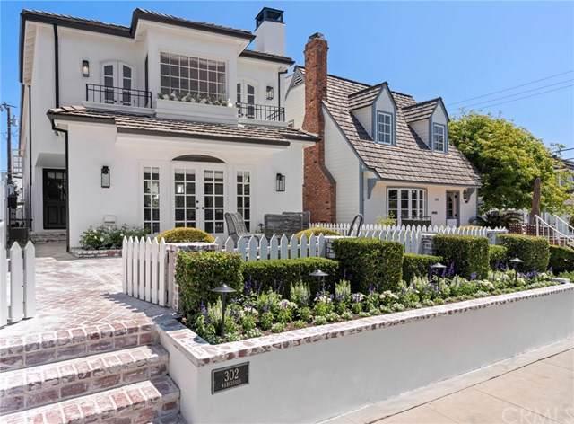 302 Narcissus Avenue, Corona Del Mar, CA 92625 (#OC19193535) :: Keller Williams Realty, LA Harbor