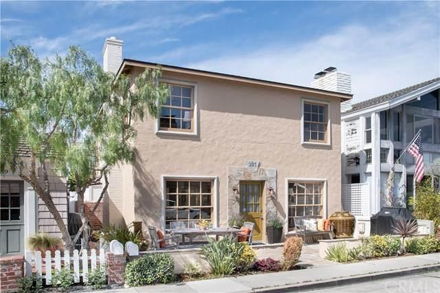 221 Sapphire Avenue, Newport Beach, CA 92662 (#CV20031045) :: Berkshire Hathaway HomeServices California Properties