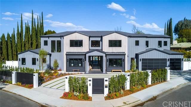 19101 Gayle Place, Tarzana, CA 91356 (#SR20048178) :: Berkshire Hathaway HomeServices California Properties