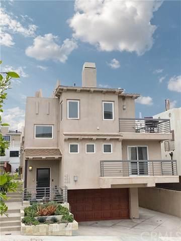421 11th Street, Hermosa Beach, CA 90254 (#SB20149800) :: Bathurst Coastal Properties