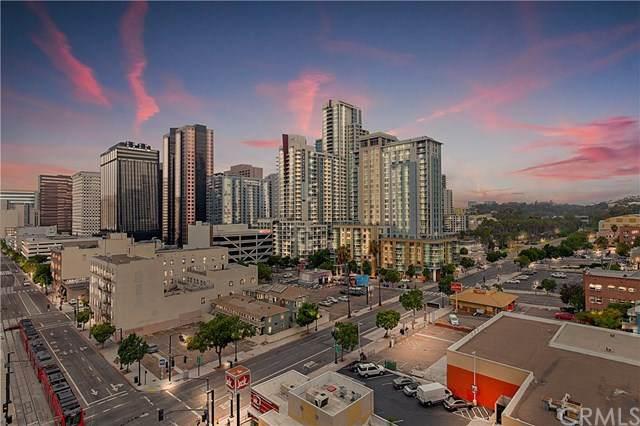1080 Park Boulevard #1005, San Diego, CA 92101 (#OC20179349) :: Arzuman Brothers