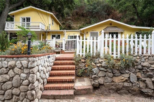 28672 Silverado Canyon, Silverado Canyon, CA 92676 (#OC21088001) :: Swack Real Estate Group | Keller Williams Realty Central Coast