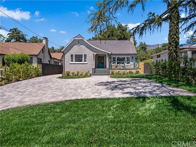 493 E Altadena Drive, Altadena, CA 91001 (#AR21126512) :: Zember Realty Group