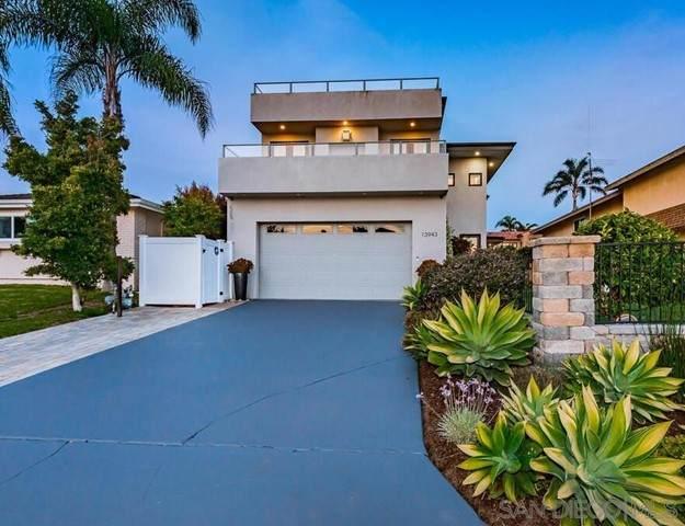 13943 Recuerdo Dr, Del Mar, CA 92014 (#210016419) :: Blake Cory Home Selling Team