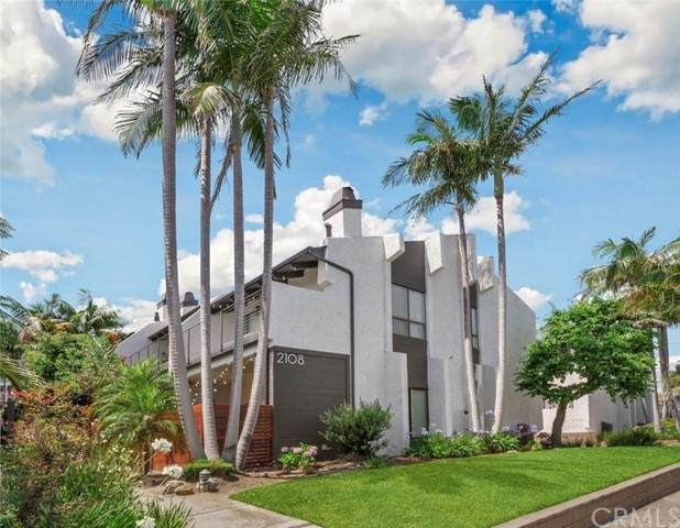 2108 Rockefeller Lane E, Redondo Beach, CA 90278 (MLS #PV21128723) :: CARLILE Realty & Lending