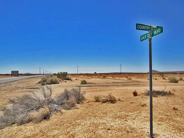 0 California City, Boulevard - Photo 1