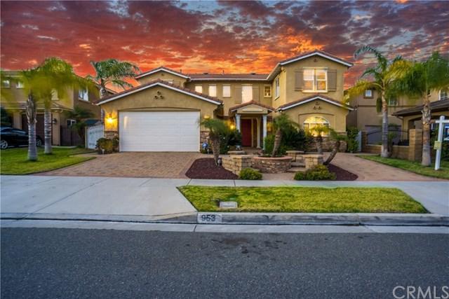 953 Mccall Drive, Corona, CA 92881 (#IG19055345) :: Fred Sed Group