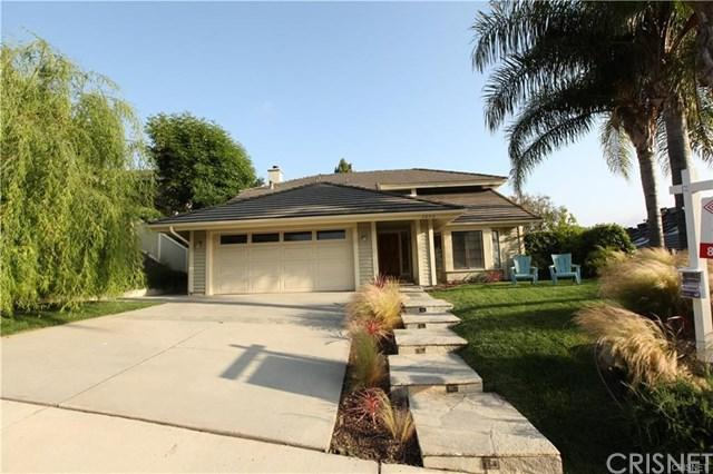 6860 Oak Springs Drive, Oak Park, CA 91377 (#SR19079899) :: RE/MAX Parkside Real Estate