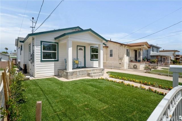 872--874 W 2nd Street, San Pedro, CA 90731 (#PV19101953) :: Fred Sed Group