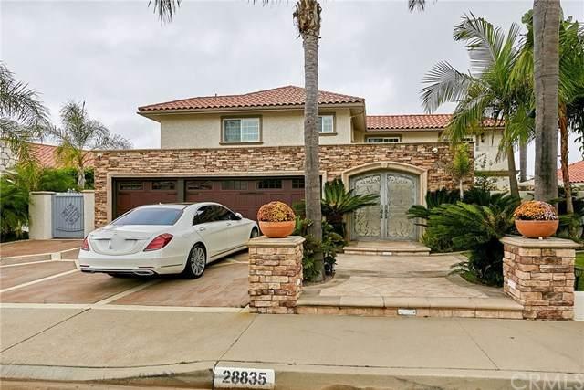 28835 Doverridge Drive, Rancho Palos Verdes, CA 90275 (#SB20193149) :: The Miller Group