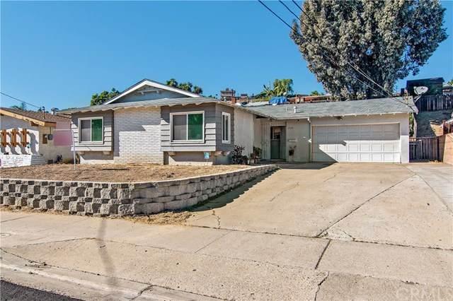 1522 San Altos Place, Lemon Grove, CA 91945 (#OC20243092) :: Realty ONE Group Empire