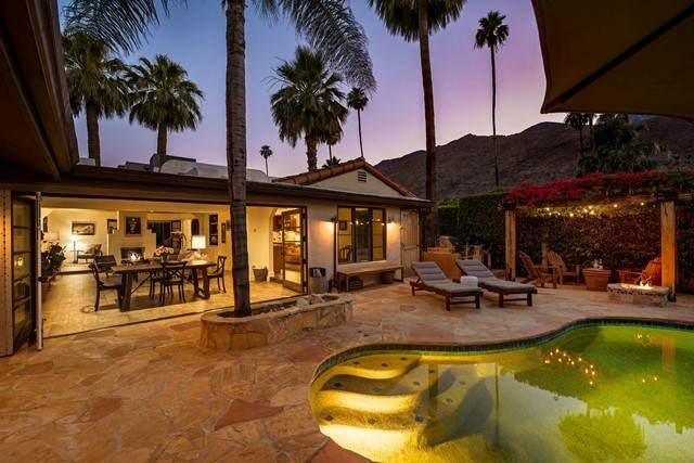410 E Ave Hokona, Palm Springs, CA 92264 (#219063363DA) :: Wahba Group Real Estate | Keller Williams Irvine