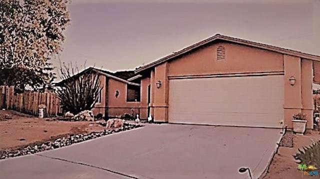 58763 La Mirada Trail, Yucca Valley, CA 92284 (#19467516PS) :: RE/MAX Masters