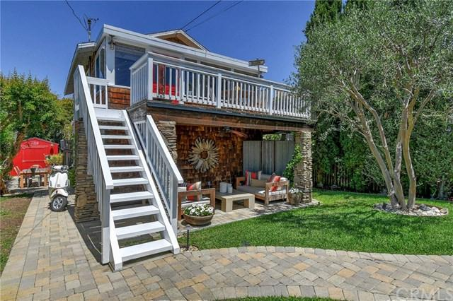 380 Agate Street, Laguna Beach, CA 92651 (#OC19110773) :: Doherty Real Estate Group