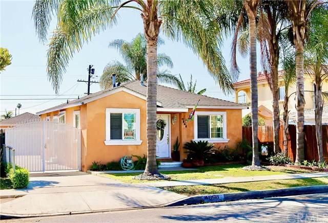 4868 W 136th Street, Hawthorne, CA 90250 (#IN21041703) :: Bathurst Coastal Properties