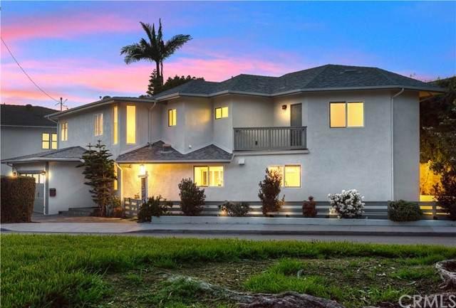 2615 N Valley Drive, Manhattan Beach, CA 90266 (#SB21095369) :: Twiss Realty