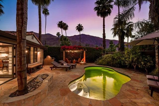 410 E Avenida Hokona, Palm Springs, CA 92264 (#219063363DA) :: Z REALTY