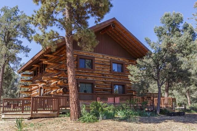 8623 Deer Trail, Frazier Park, CA 93225 (#BB16169009) :: RE/MAX Parkside Real Estate