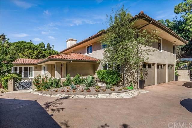 1673 Cataluna Place, Palos Verdes Estates, CA 90274 (#SB19192919) :: J1 Realty Group