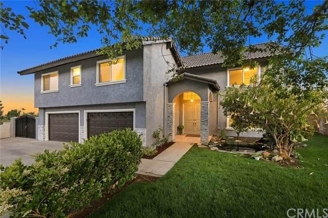 9235 Hidden Farm Road, Rancho Cucamonga, CA 91737 (#TR21114485) :: RE/MAX Masters