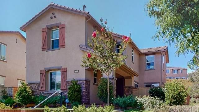 28491 Camino Del Arte Drive, Valencia, CA 91354 (#SR21140851) :: Doherty Real Estate Group