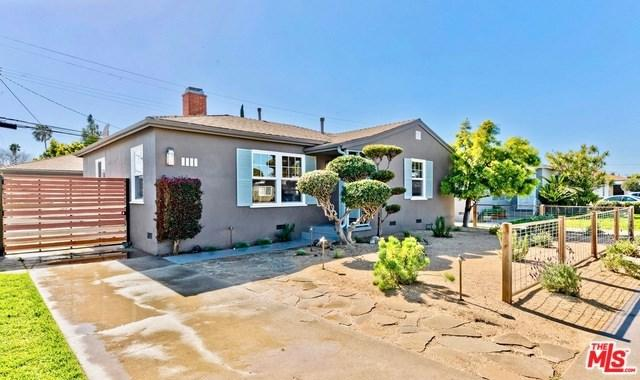 4837 Imlay Avenue, Culver City, CA 90230 (#19444758) :: Go Gabby