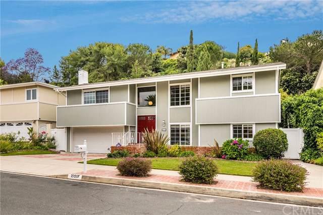 27517 Elmbridge Drive, Rancho Palos Verdes, CA 90275 (#PV19152161) :: Sperry Residential Group