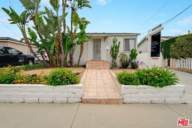 4719 W 165Th Street, Lawndale, CA 90260 (#21736874) :: Wahba Group Real Estate   Keller Williams Irvine