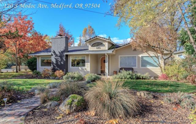 120 S Modoc Avenue, Medford, OR 97504 (#2983788) :: Patie Millen Group - John L. Scott Real Estate