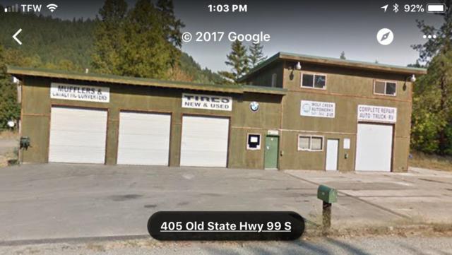 440 Old Highway 99, Wolf Creek, OR 97497 (#2984376) :: Rocket Home Finder