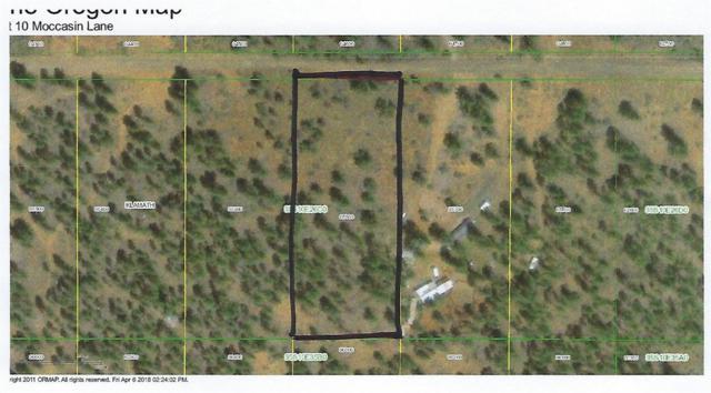 10-Lot Moccasin  B50, Sprague River, OR 97639 (#2987981) :: Rocket Home Finder
