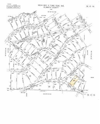 44-Lot Drews Ranch Road, Sprague River, OR 97639 (#2989928) :: FORD REAL ESTATE
